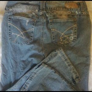 Jeans - Amethyst Size 18 jeans